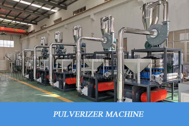 Pvc-Pulverizer Machine